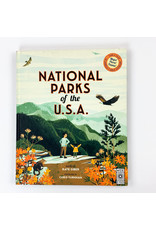 Chronicle Books National Parks of the USA