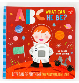 Hachette ABC What Can He Be