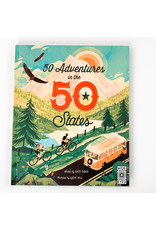 Hachette 50 Adventures in the 50 States