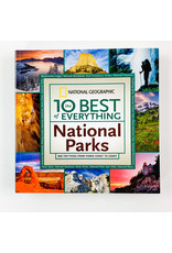 Hachette 10 Best of Everything National Parks