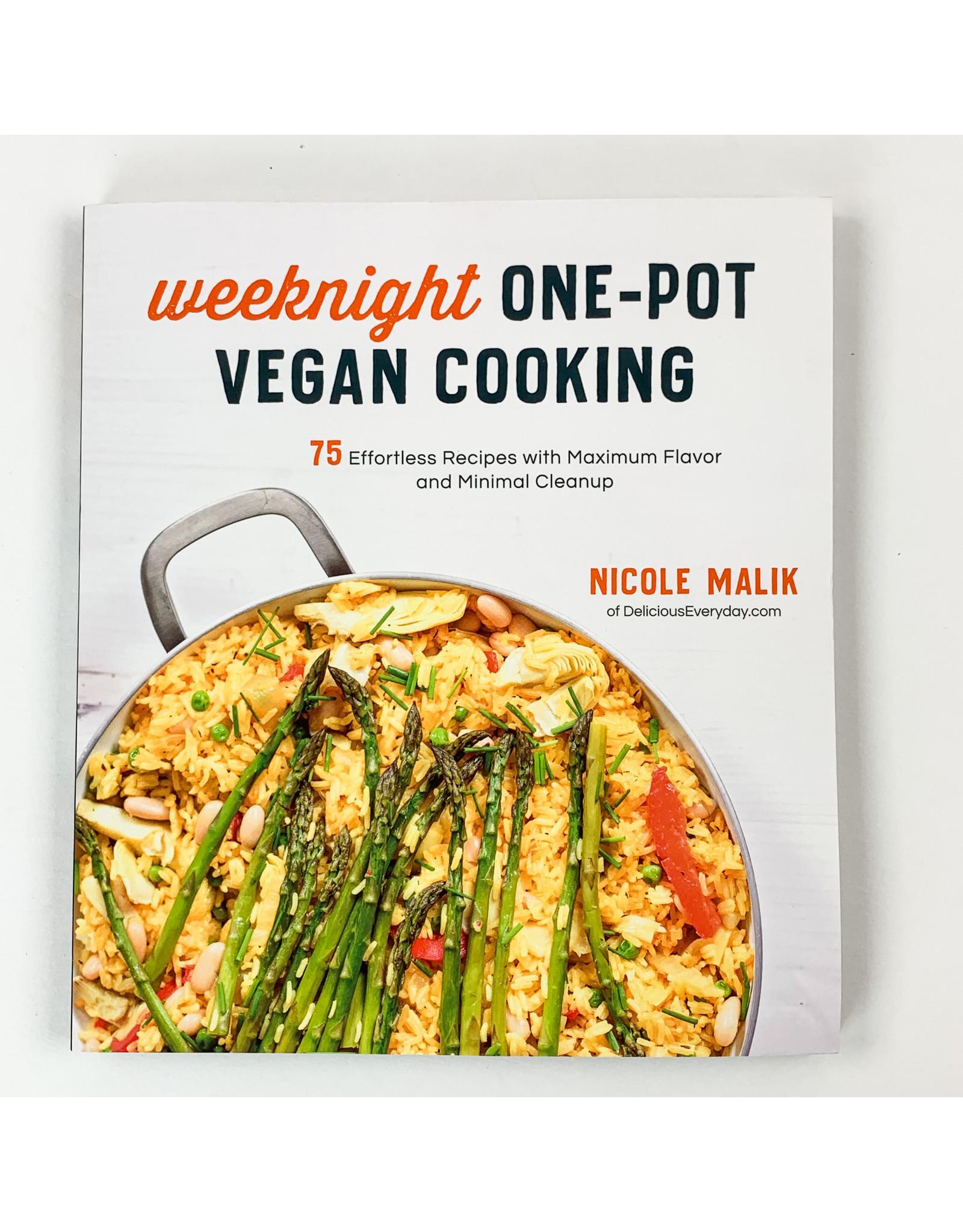 MacMillan Weeknight One Pot Vegan