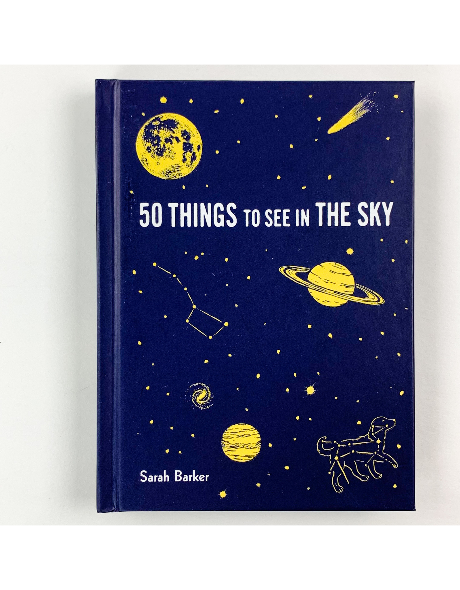 Chronicle Books 50 Things to see in the sky