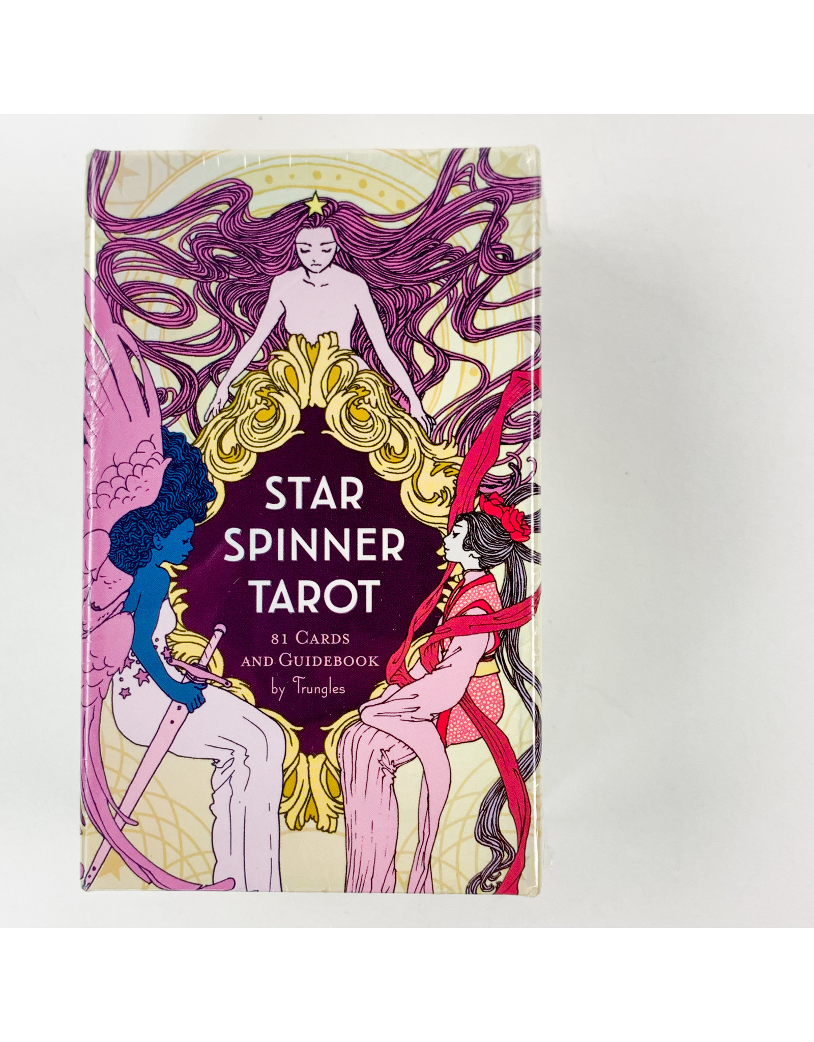Chronicle Books Star Spinner Tarot