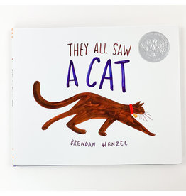 Chronicle Books They all Saw a Cat