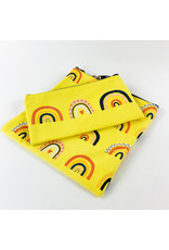 Now Designs Bag Snack S/2 Rainbows