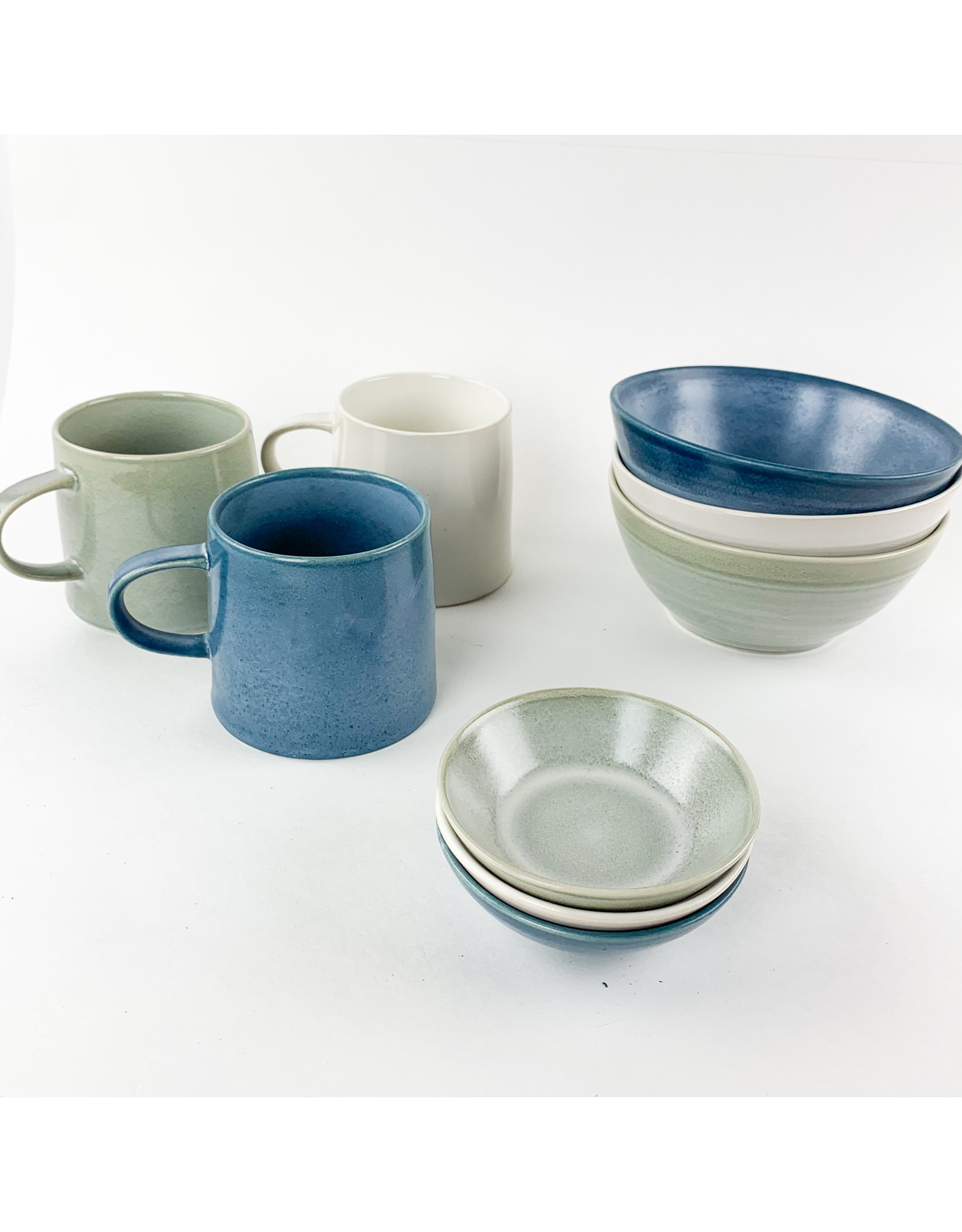 Now Designs Mug Aquarius Oyster