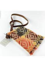 Yvonne Nicole Designs Flat Wool Crossbody Fall Consignment