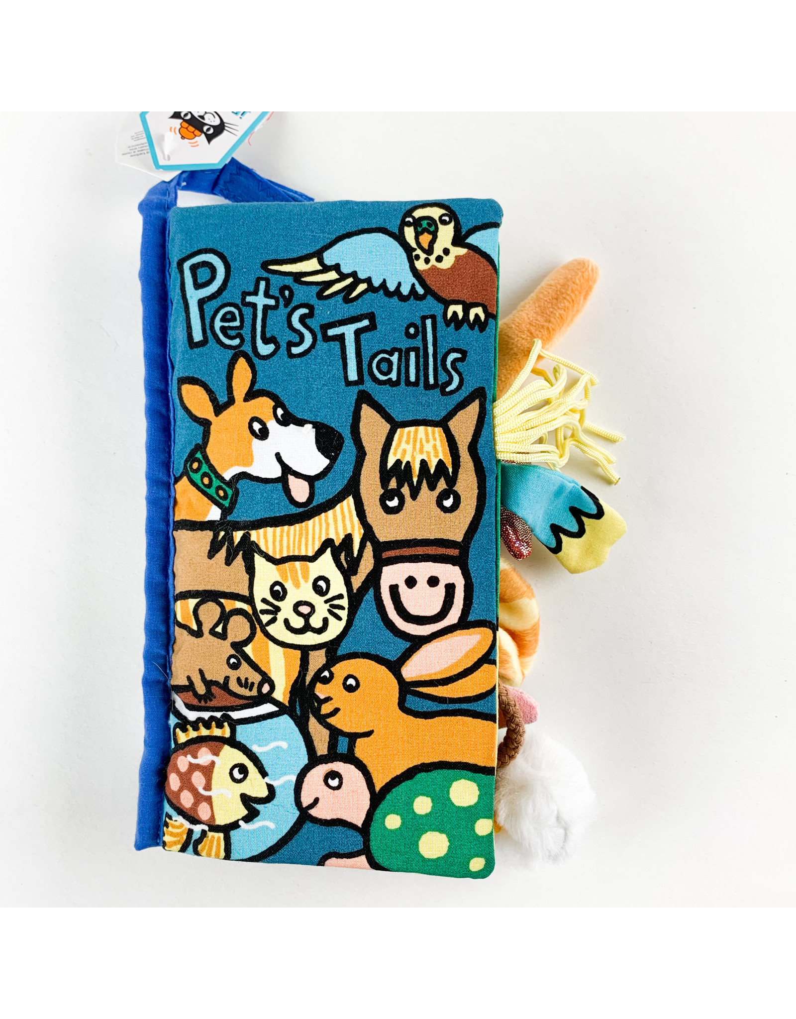 jelly cat Pet tails book