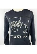 Stay Home Club Indoor Cat Sweatshirt