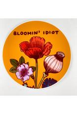 Stay Home Club Bloomin Idiot Vinyl Sticker