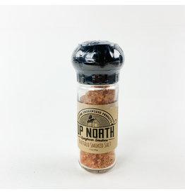 Up North Longhorn Smokers Buffalo Smoked Salt