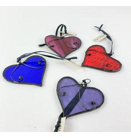 Small Heart Ornament