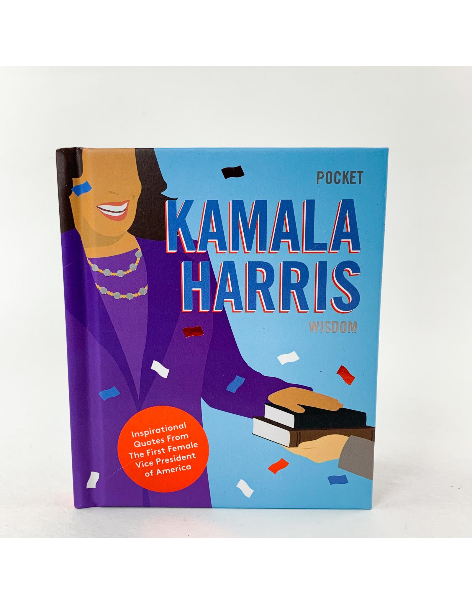 Chronicle Books Pocket Kamala
