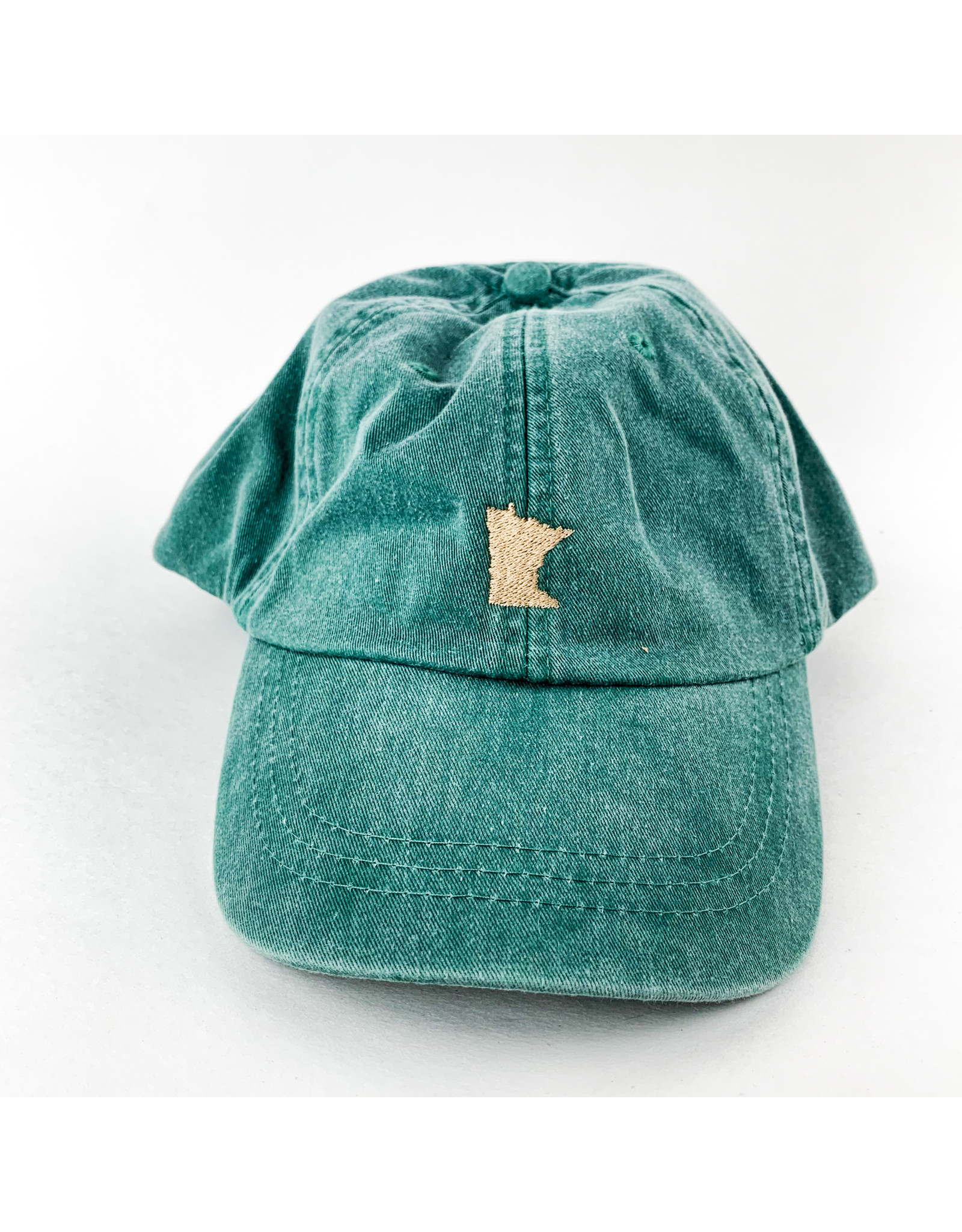 Mill City Made LLC MN Hat Forest Green