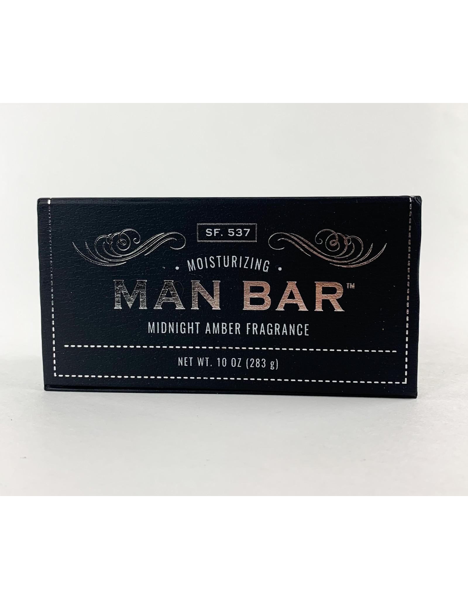 Midnight Amber Man Bar