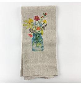 Ball Jar-guest towel