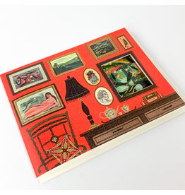 Red Cap Cards Work Of Art French Fold