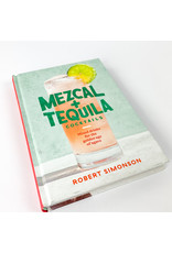 Penguin Group Mezcal and Tequila Cocktail