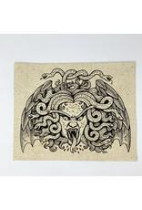 Cat Coven Medusa's Revenge Print