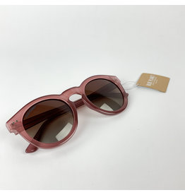 Blue Planet Sunglasses Charley Rose Brown