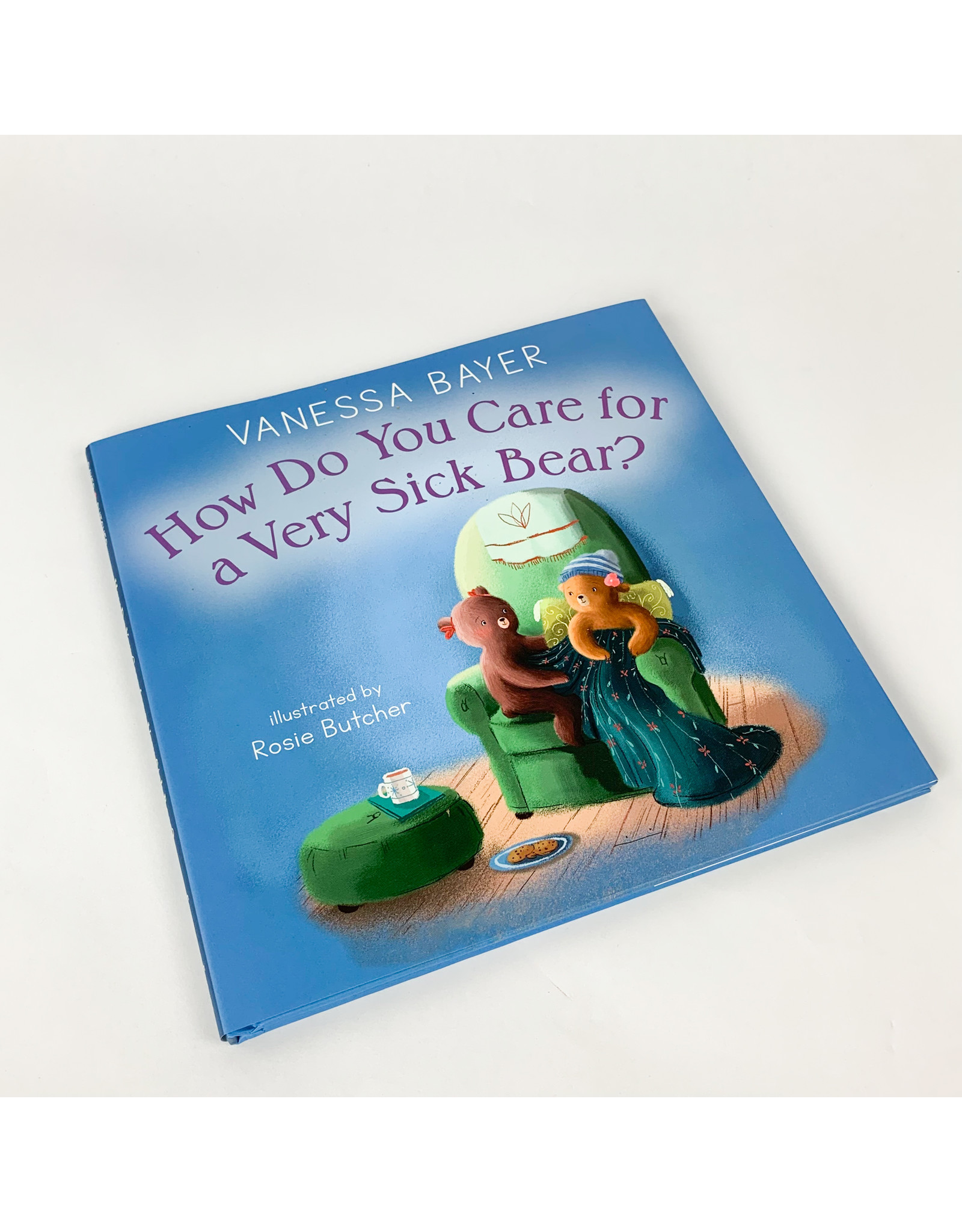 MacMillan How do you care for a very sick bear?