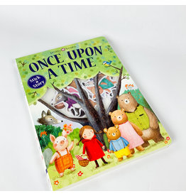 MacMillan Stick a Story Once Upon a Time