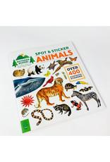MacMillan Outdoor School: Spot and Sticker Animal