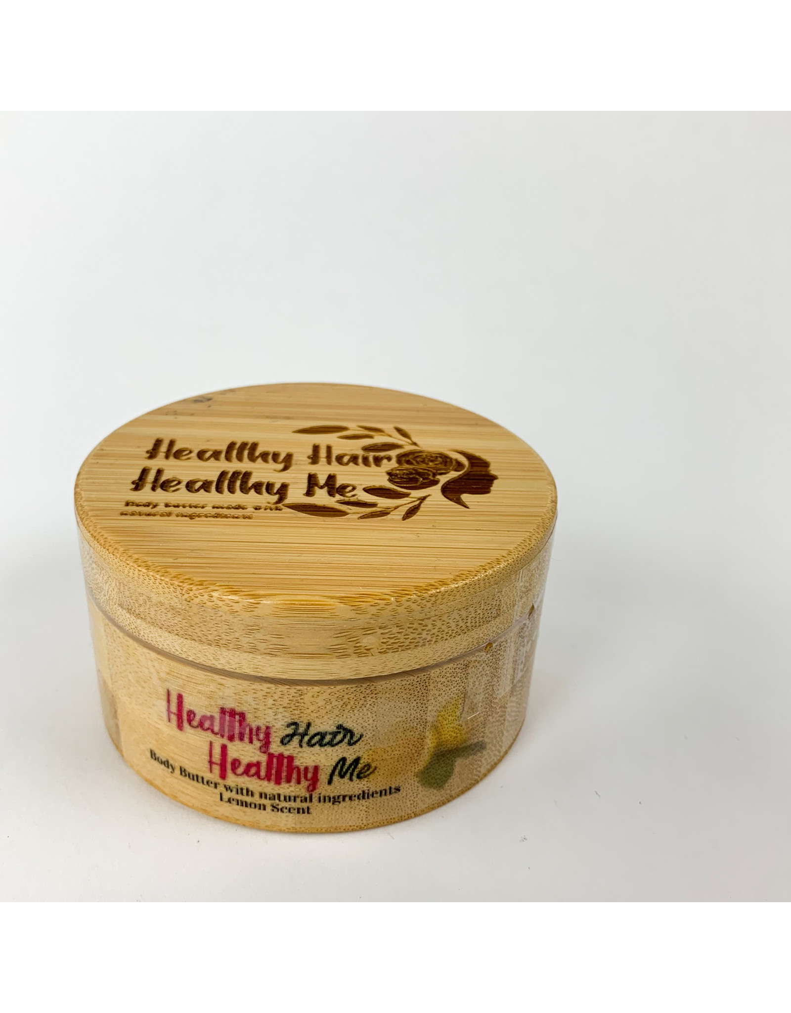 Healthy Hair Healthy Me Strawberry Body Butter 6oz