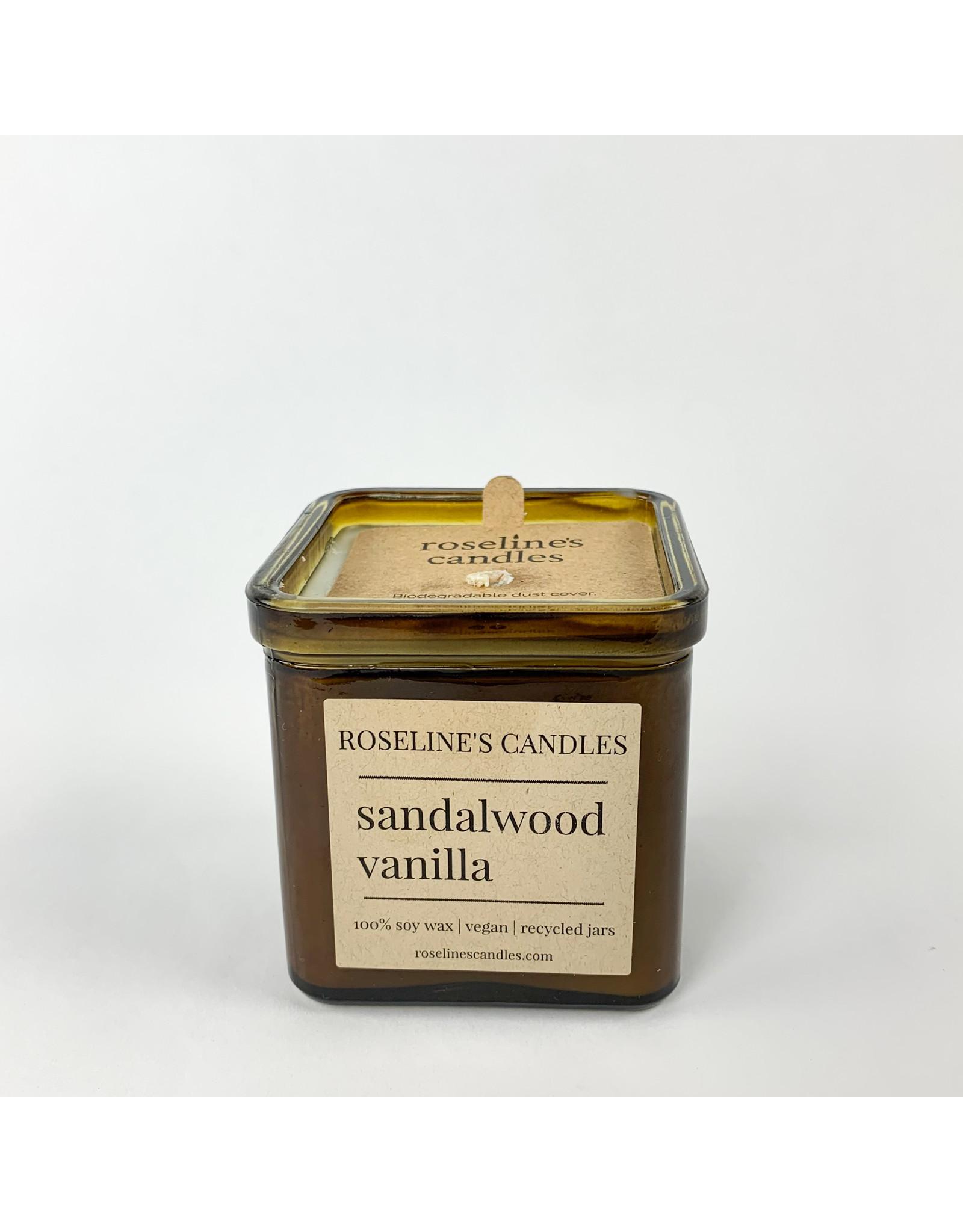 Sandalwood Vanilla