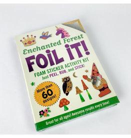 Peter Pauper Press Foil It Enchanted Forest