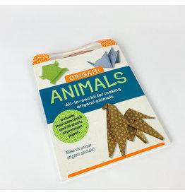 Peter Pauper Press Animal Origami Kit