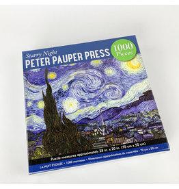 Peter Pauper Press Starry Night Puzzle