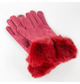 Gloves Red