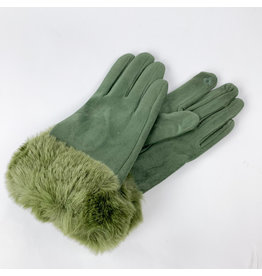 Gloves Olive