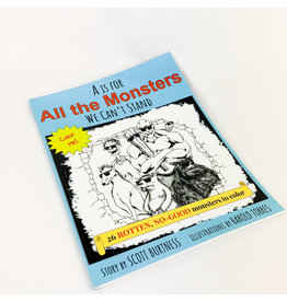 Scott Burtness - Consignment A Is For All The Monsters