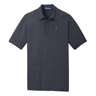 SHIRT, DIGI PERF POLO GRAY
