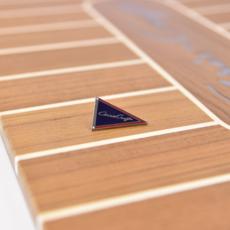 Chris Craft Chris-Craft Pennant Flag Pin