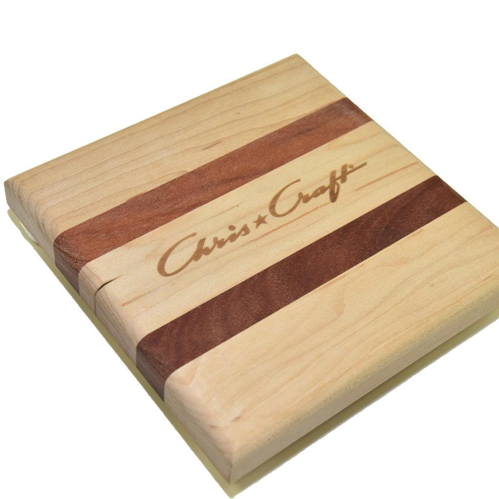 """Chris-Craft Bar Block (6.5"""" x 6.5"""")"""
