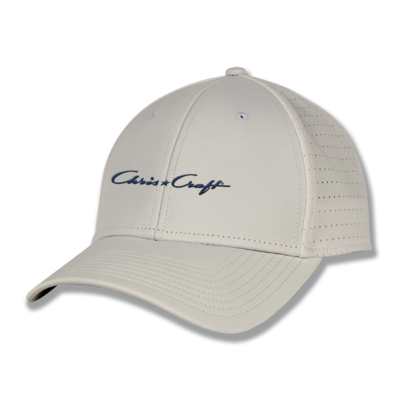 CAP,PERFORATED GAMECHANGER GB424-STONE