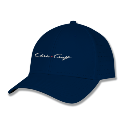 CAP,PERFORATED GAMECHANGER GB424-NAVY