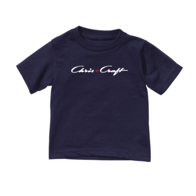 SHIRT, TODDLER TEE NAVY