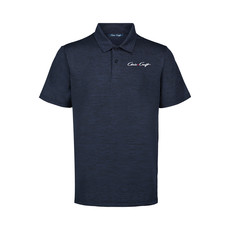 Mens Coollast 2 Tone Lux Polo
