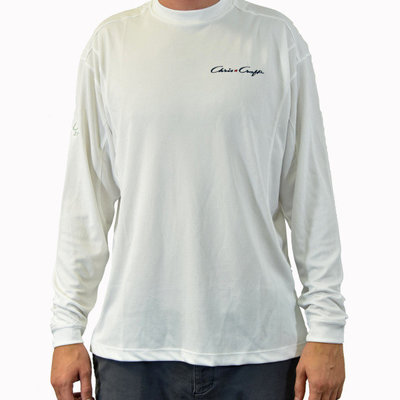 Performance Crew Neck White