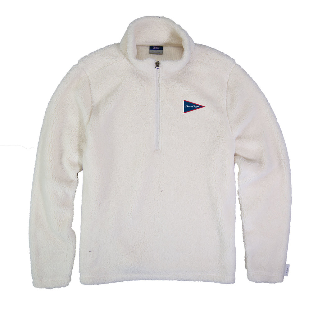 Chris Craft Ladies Addison Sherpa 1/4 Zip