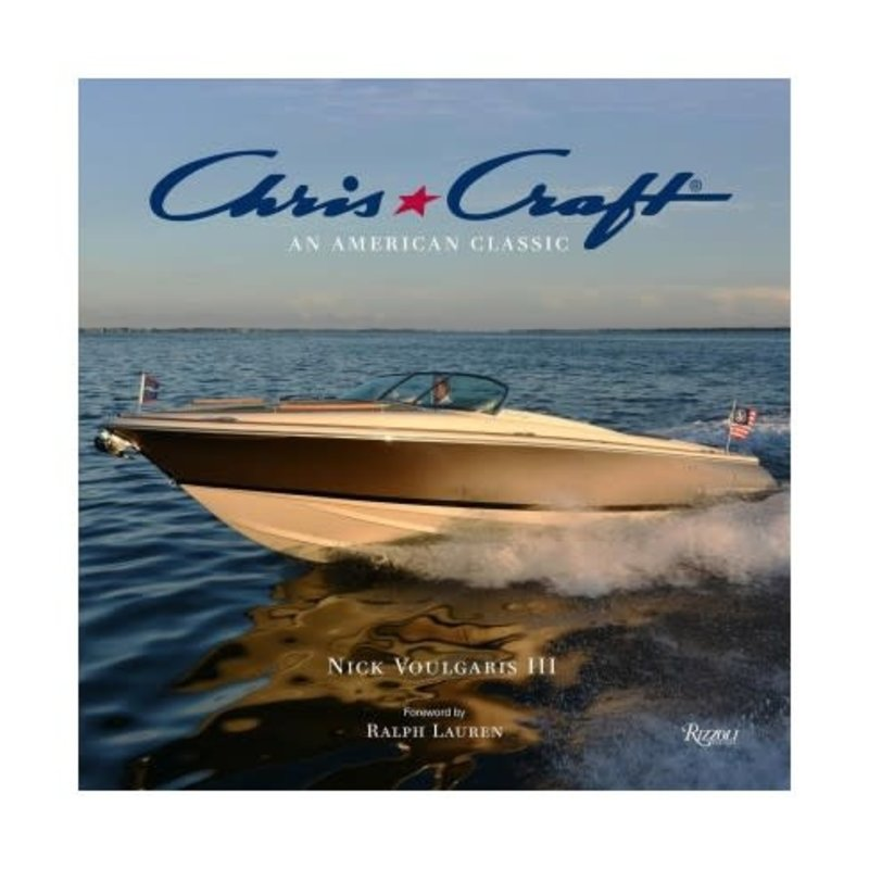 Chris Craft Chris-Craft: An American Classic Book