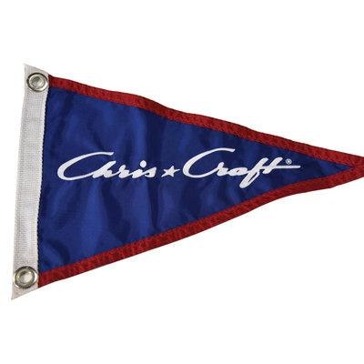 Chris Craft Chris-Craft Grommet Pennant Flag