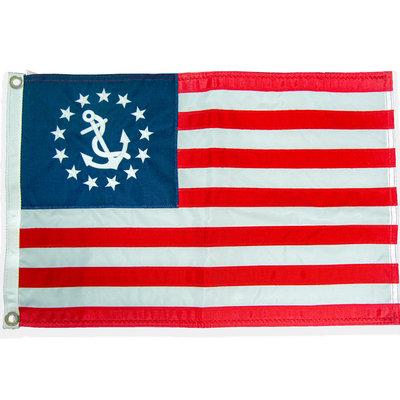 "Chris Craft USA Yacht Ensign Flag (16""x 24"")"