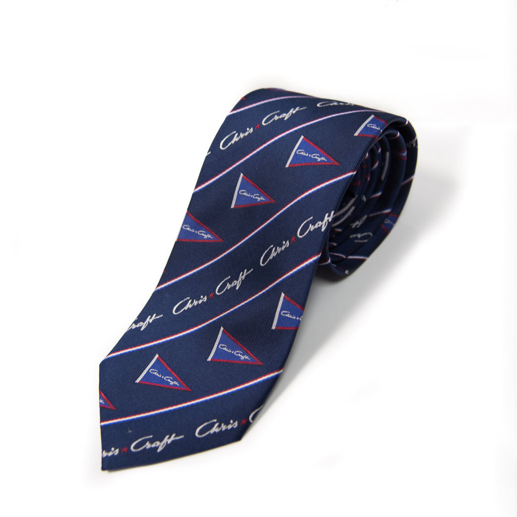 Chris Craft Chris Craft Silk Tie