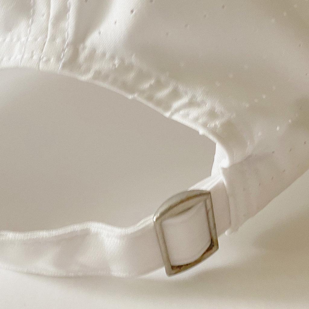 Chris Craft Perforated Gamechanger Hat - White