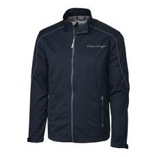 Cutter & Buck WeatherTec Navy Soft Shell Jacket